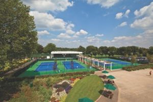 Poraflex Tennis Courts at Roehampton