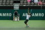 Proflex in use at the ABN AMRO World Tennis Tournament
